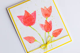 how to make easy greeting card s s day