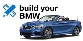 bmw build your car vista bmw special offers bmw deals