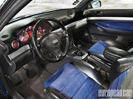 audi s4 2001 2001 audi s4 fit european car magazine