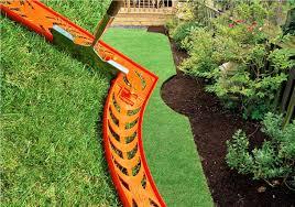 stone garden edging ideas team galatea homes creative garden