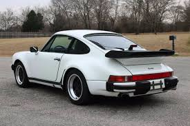porsche 911 price used porsche 930 turbo for sale bat auctions