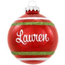 personalized tree ornaments gifts bronner s