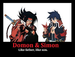 Simon Meme - domon and simon meme by r gonz on deviantart