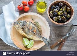 dorade cuisine dorade royale fish stock photo 167709720 alamy