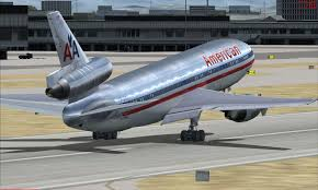 american airlines douglas dc 10 10 for fsx
