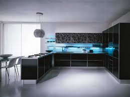 incredible modern u shape kitchen with kitchen cabinets and