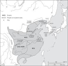Map Of East Asia by East Asia