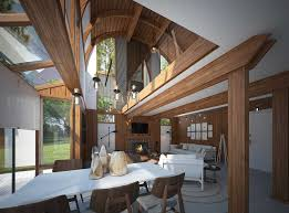 barn home interiors radical galaxy creative visualization studio