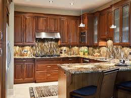 kitchen cabinet simulator raised panel doors granite countertops