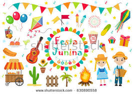 festa and festival element vector set free vector