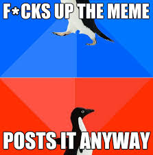 Peguin Meme - best of the socially awesome awkward penguin meme smosh