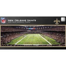 master pieces new orleans saints panoramic stadium puzzle 1 000