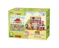 new 3ds animal crossing happy home designer coverplate