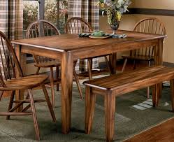 ashley furniture corner table round dining room sets furniture kitchen bench with back corner