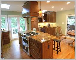 kitchen island stove top kitchen island with stove and oven fpudining