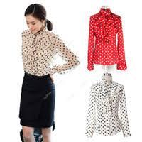 wholesale white high neck ruffle blouse buy cheap white high