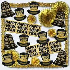 new years kits new year s decorating kits and new year s party packages