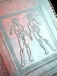 handmade leather photo albums 10x10 wedding album scrapbook memory book custom guest