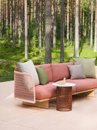 Outdoor Mesh Furniture by 31 Stylish Modern Outdoor Furniture Ideas Digsdigs