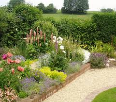 small garden border ideas mesmerizing country cottage garden ideas 16 for simple design