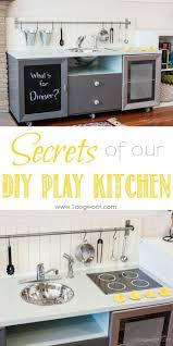 play kitchen appliances home decoration ideas best 25 kids play kitchen ideas on pinterest play grocery store play store