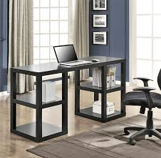 Sauder Edge Water Desk With Hutch by Desk Computer Table Home Office Furniture Workstation Laptop