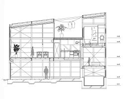 kakko house a family home in osaka that u0027s just 11 feet wide