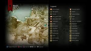 Dragon Age World Map by Maps Ui U2013 Dragon Age Inquisition U2013 Interface Love