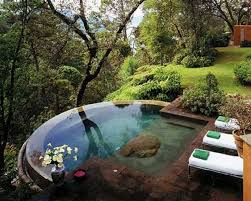 Backyard Design Ideas With Pools Small Backyard Pool Designs The Home Design Small Pool Designs