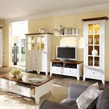 Wohnzimmer Vitrinenschrank Wohnzimmer Vitrine Galini Aus Kiefer In Weiß Wohnen De