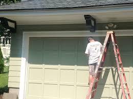 garage doors how to paint a garage door garagers how to paintr