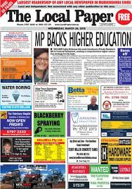 bartender resume template australia news canberra weather accu the local paper september 6 2017 by ash long issuu