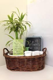 Housewarming Present Creative Housewarming Gift Baskets