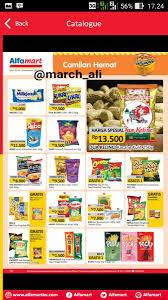 Pasta Gigi Di Alfamart alfamart on ckp sebutkan 5 barang di apps alfagift yg
