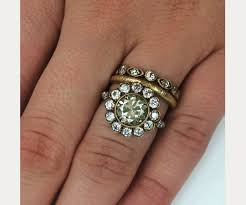 wedding ring styles stacked wedding ring styles that ll leave you breathless mon cheri