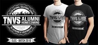 alumni tshirt another design for my high school batch t shirt design