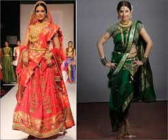 How To Draping How To Drape A Saree Saree Draping In Marathi Style Saree Draping