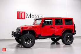 red jeep 2015 jeep wrangler unlimited hardtop red saddle leather 101