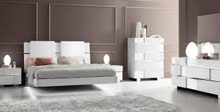 Italian Bedroom Sets Caprice White Modern Italian Bedroom Set N Contemporary