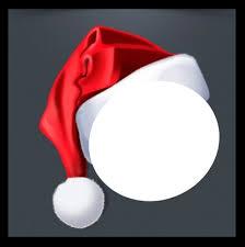 photo montage weihnachtsmütze pixiz
