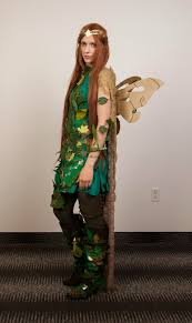 the how to gal woodland fairy costume
