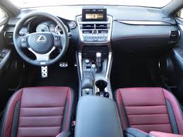 lexus cars interior 2015 lexus nx 200t is a fun feminine little crossover
