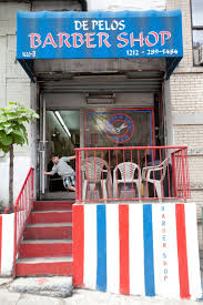 barber shop in spani tuny