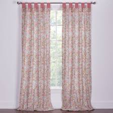 Pink Nursery Curtains Curtain Curtain Gray And Pink Nursery Curtains Blackout