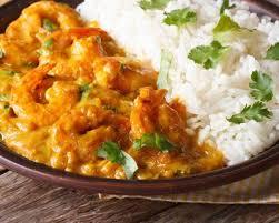 cuisiner crevette recette poulet aux crevettes au lait de coco facile rapide