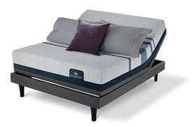 Comfort Zip Code Serta Icomfort Blue 300 Firm Mattress
