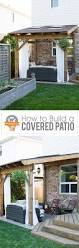How To Build A Shed From Scratch by The 25 Best Patio Roof Ideas On Pinterest Outdoor Pergola