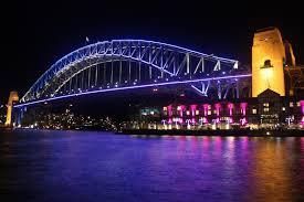 Beautiful Lighting 30 Very Beautiful Sydney Harbour Bridge Images