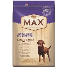 nutro max large breed chicken u0026 rice dog 15 lb