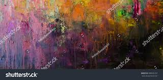 abstract oil painting background oil on stock photo 389635153